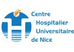 centre hospitalier universitaire nice logo